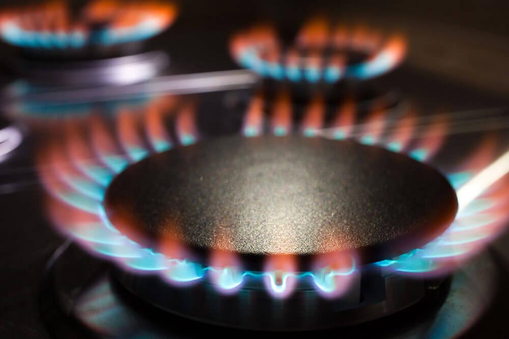 Gasoldepån låga